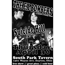 The Ex-Bombers @ South Park Tavern