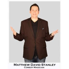 Comedy Magician Matthew David Stanley