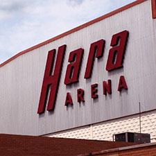 Memories of Hara Arena