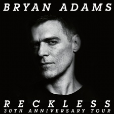 Bryan Adams at The Fraze