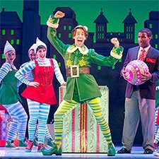 Add some smiles to your Thanksgiving weekend with 'Elf: The Musical'