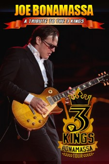 Joe Bonamassa at The Fraze