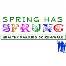 Spring Has Sprung 5K Run / Walk
