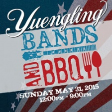 Yuengling Bands and BBQ!