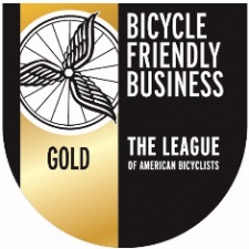 Bike Miami Valley named a Gold Level Bicycle Friendly Business