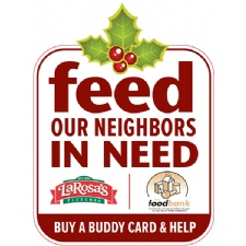 Larosa's Feed Our Neighbors In Need
