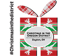 Christmas In The Oregon District Offers Big Prizes For Buying Local