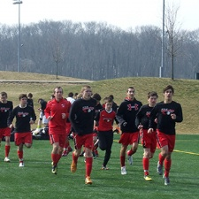 Ohio Galaxies FC Thanksgiving College Soccer Showcase