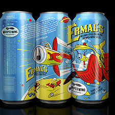 Warped Wing Wins National Award for Can Designs