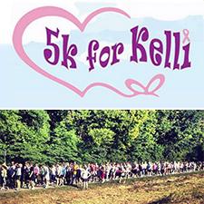 5k for Kelli Run/Walk