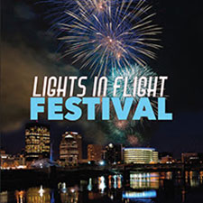 City of Dayton Lights in Flight Fireworks Festival 2016