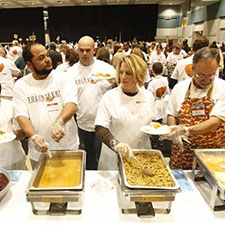 Feast of Giving, Thanksgiving in Dayton