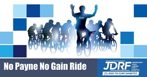 No Payne No Gain Ride To Cure Diabetes