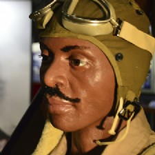 Museum opens expanded Tuskegee Airmen exhibit