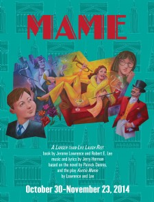 The Human Race presents Mame