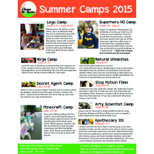 Grass Roots Summer Camp Registration Open!