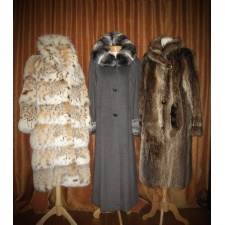 Furs & Feathers: A Culture of Fashion
