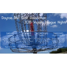 Weekly Disc Golf Leagues