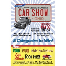 New Lebanon Church of the Nazarene Car Show