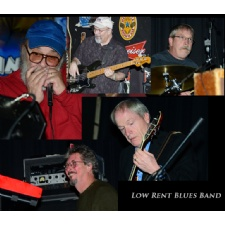 Live Blues at The Oregon Express