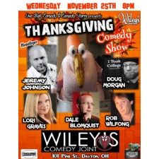 Thanksgiving Eve Comedy Spectacular