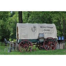 Bonnybrook Farms' Chuck Wagon Dinner Rides