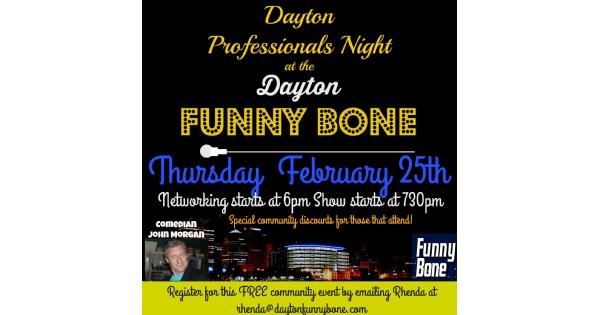Dayton Professionals Night With John Morgan