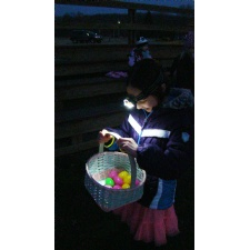 Night Easter Egg Hunt and Campfire
