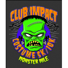 4th Annual Club IMPACT Costume 5k/10k and Monster Mile