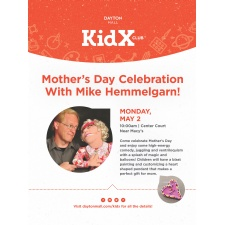 KidX Mother's Day Celebration and Comedy Show