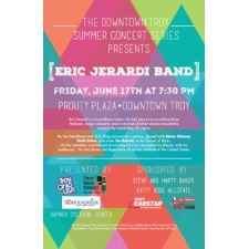 Downtown Summer Concert Series - The Eric Jerardi Band