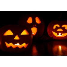 Pumpkin Contest & Haunted Hike