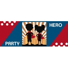 Special Needs Hero Party