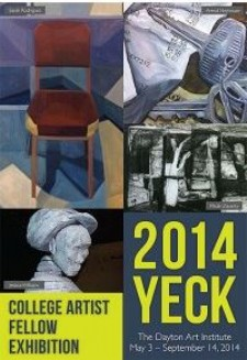 2014 Yeck College Artist Fellow Exhibition