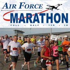 Race for Paralyzed Veterans at the Air Force Marathon