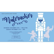 Annual South Dayton Dance Theatre: Nutcracker