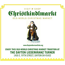 Christkindlmarkt at Dayton Liederkranz Turner