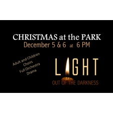 Christmas at the Park - Light Out Of The Darkness
