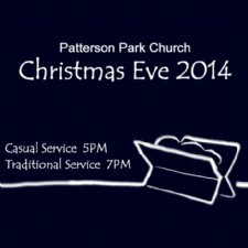 Christmas Eve at Patterson Park Church