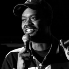 Nate Washington at Wiley's Comedy Joint