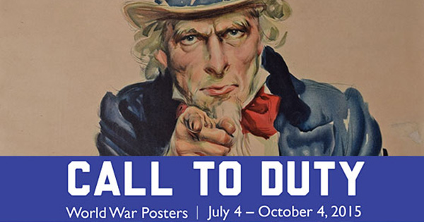 Call to Duty: World War Posters & Tears of Stone