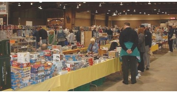 NMRA Annual Dayton Train Show ~ New Location