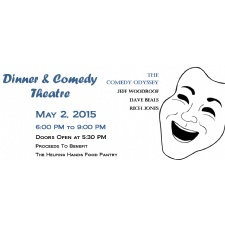 Dinner and Comedy Theatre