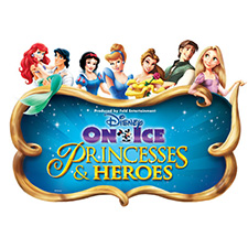 Disney On Ice presents Princesses & Heroes