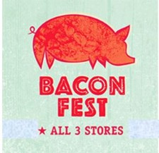 DLM Bacon Fest - All Locations