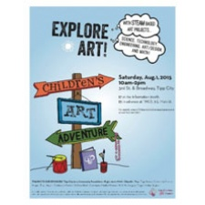 Explore Art! Childrens Art Adventure