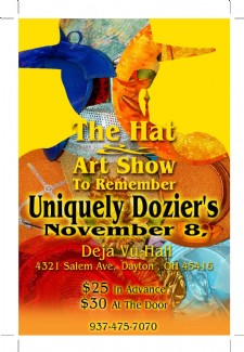 The Hat & Art Show To Remember