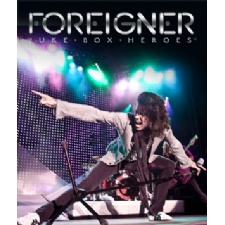 Foreigner at The Fraze
