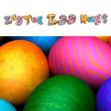 Giant Easter Egg Hunt @ Delco Park