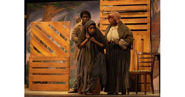 Dayton Ohio - Harriet Tubman and the Underground Railroad